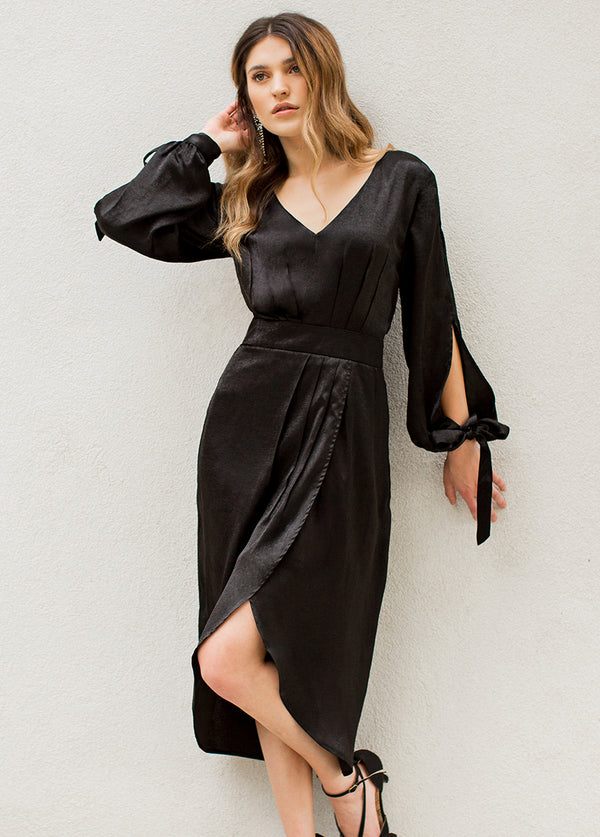 *NEW* Marcella Dress in Black