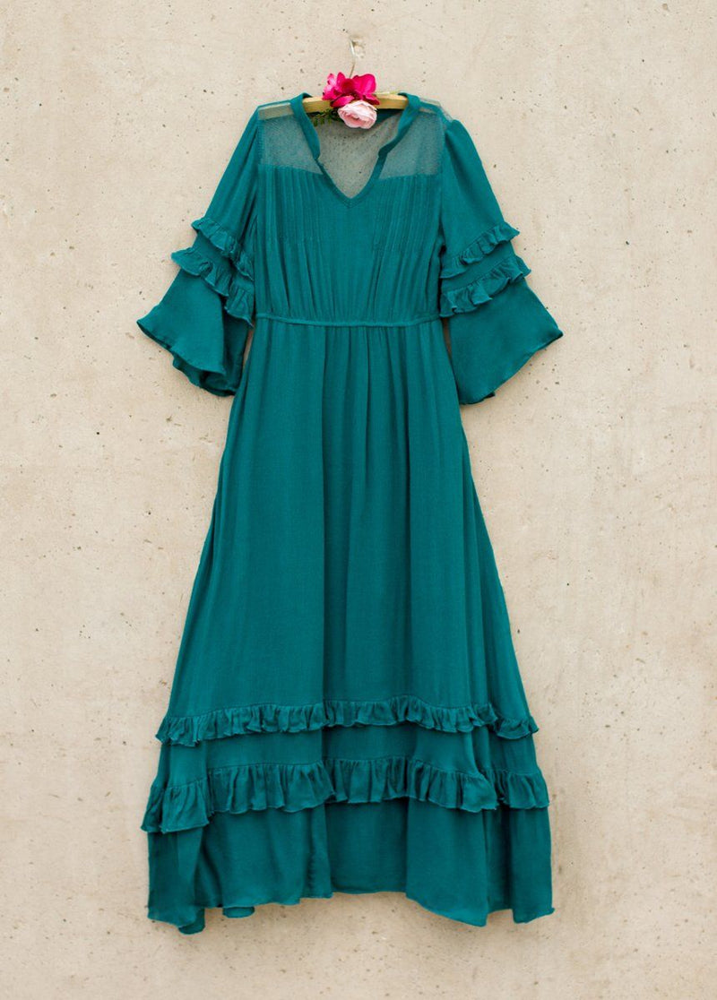 Mariana Dress in North Sea