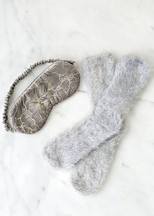 Minka Cozy Kit in Grey