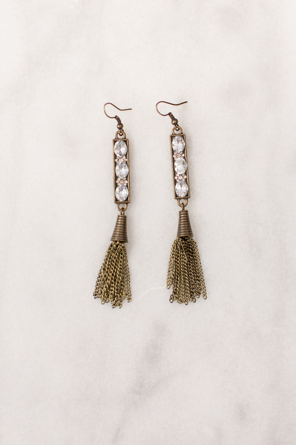 *NEW* Nylah Tassel Earrings