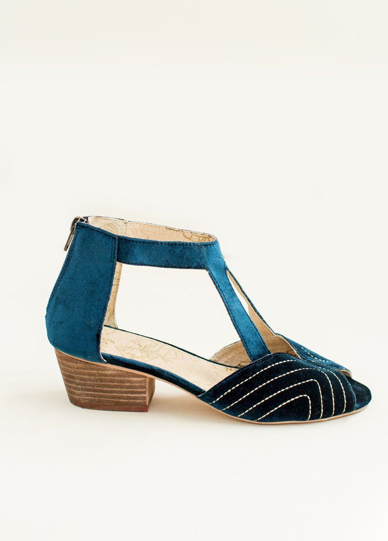 *NEW* Olessia Shoe in Pacific