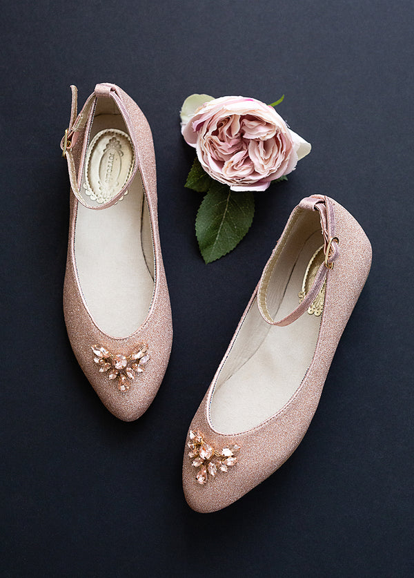 *NEW* Penny Flat in Blush