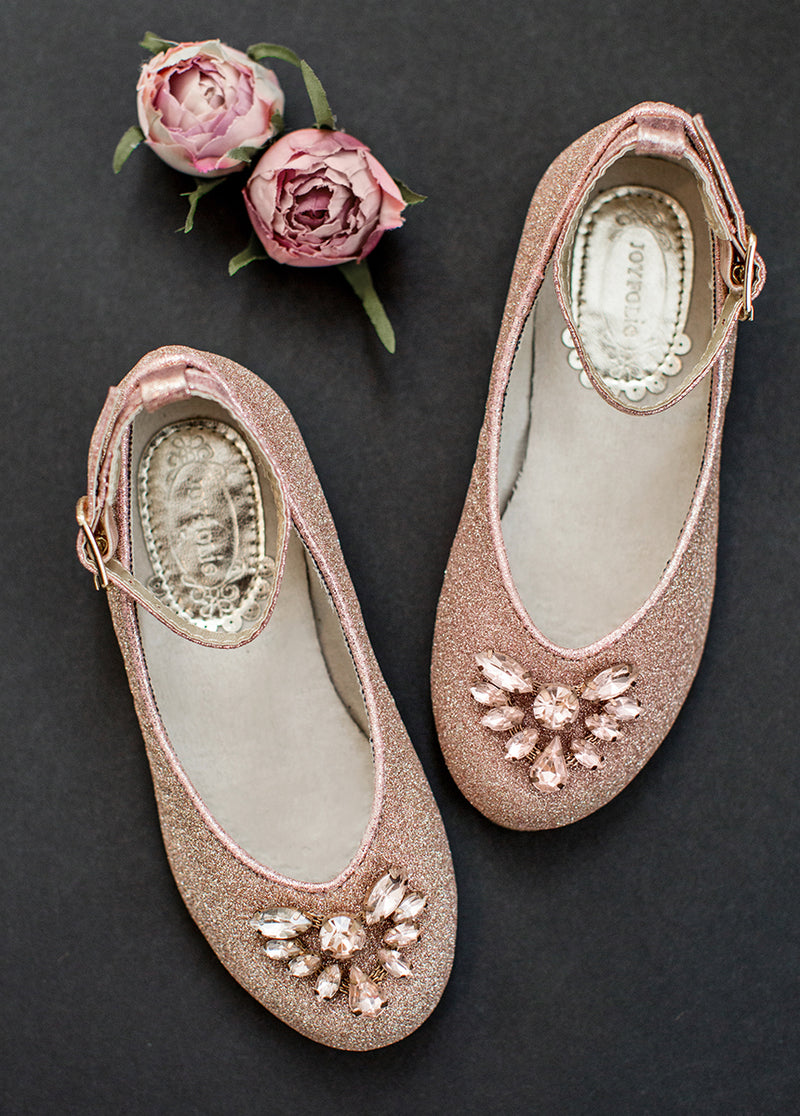 Penny Flat in Blush