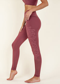 *NEW* Rosalie Seamless Leggings in Apple Butter