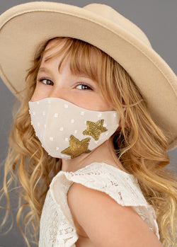 Star Mask in Ivory