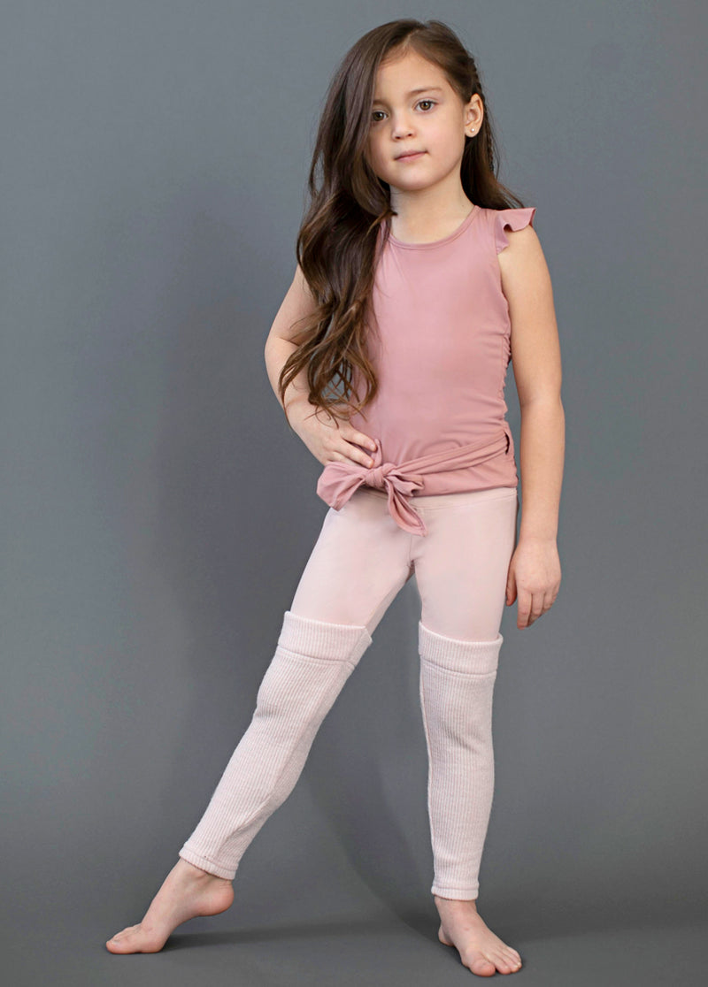 Tegan Legging in Mauve