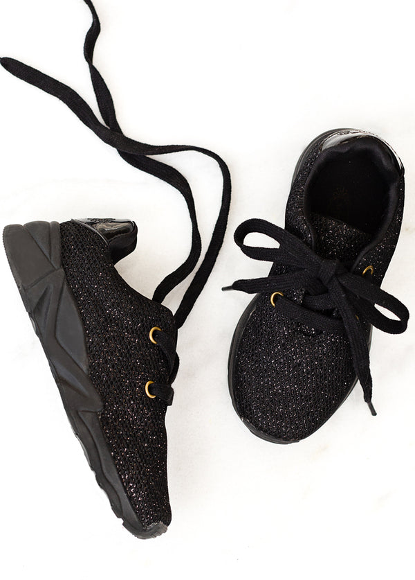*NEW* Tyler Sneaker in Black