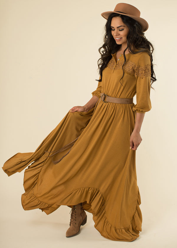 *NEW* Vanita Dress in Marigold
