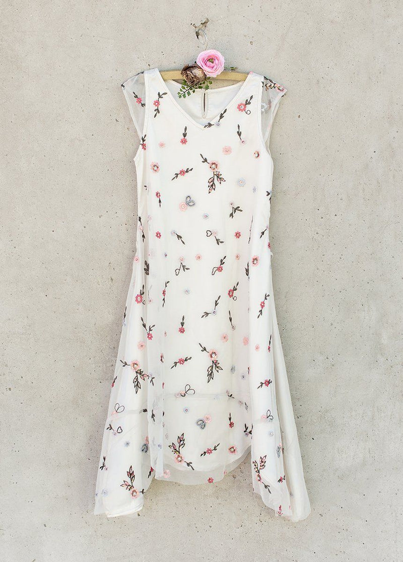 *NEW* Willow Dress in Champagne Floral
