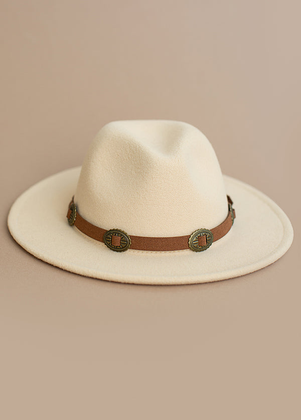 *NEW* Adelyn Hat in Tan