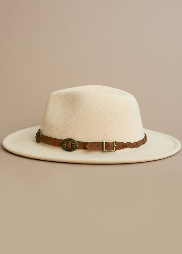 *SOLD OUT* Adelyn Hat in Tan