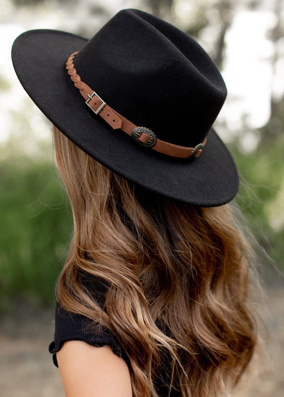 *SOLD OUT* Adelyn Hat in Black