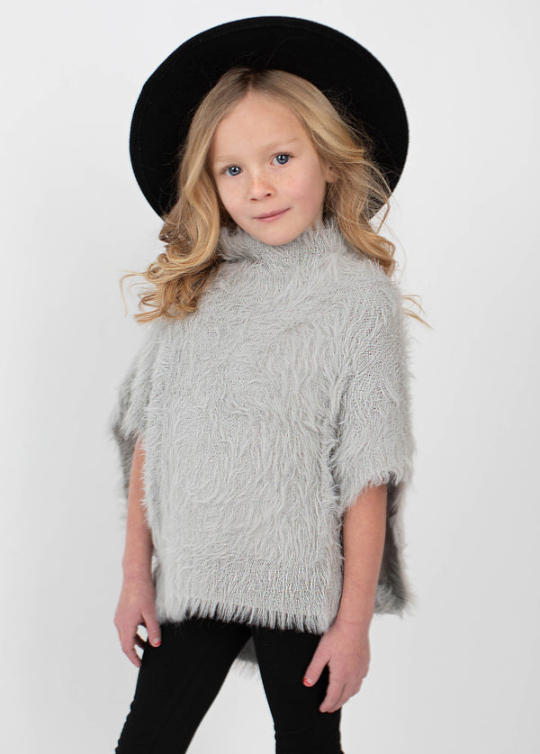 *NEW* Edith Sweater in Ice Gray