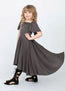 *NEW* Alaya Dress in Charcoal