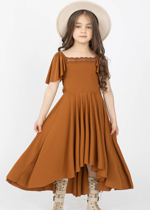 *NEW* Alaya Dress in Marigold