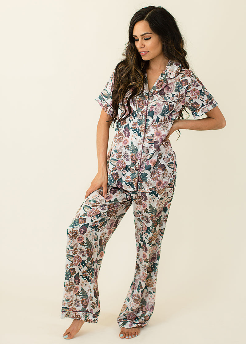 *NEW* Audriana Pajamas in Jungle Floral