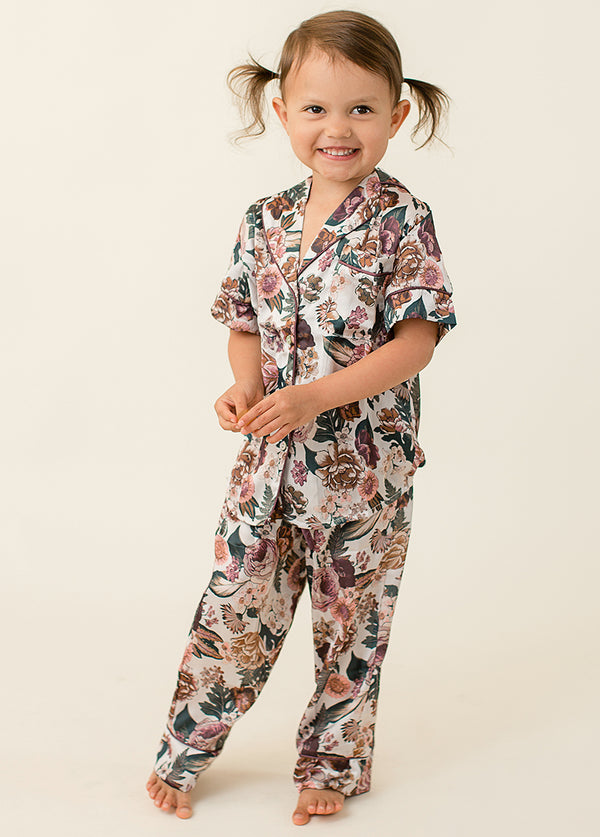 *NEW* Audrina Pajamas in Jungle Floral