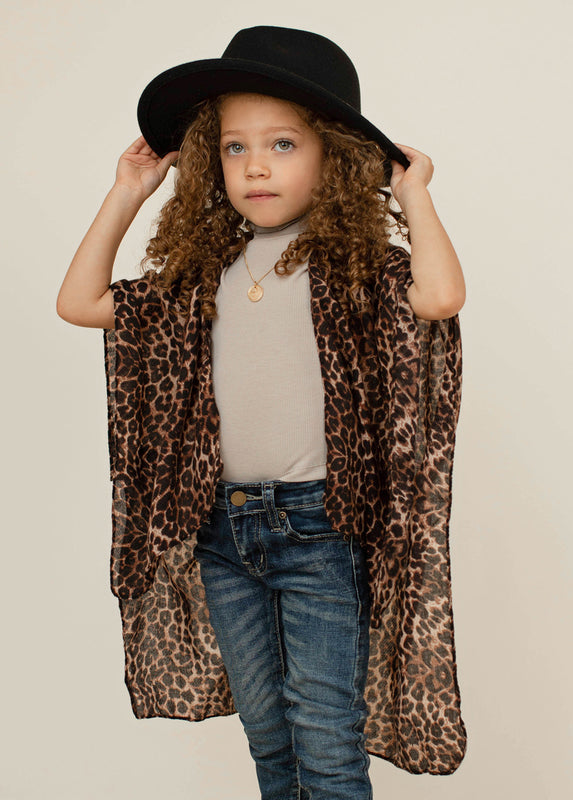 Avalon Duster in Cheetah