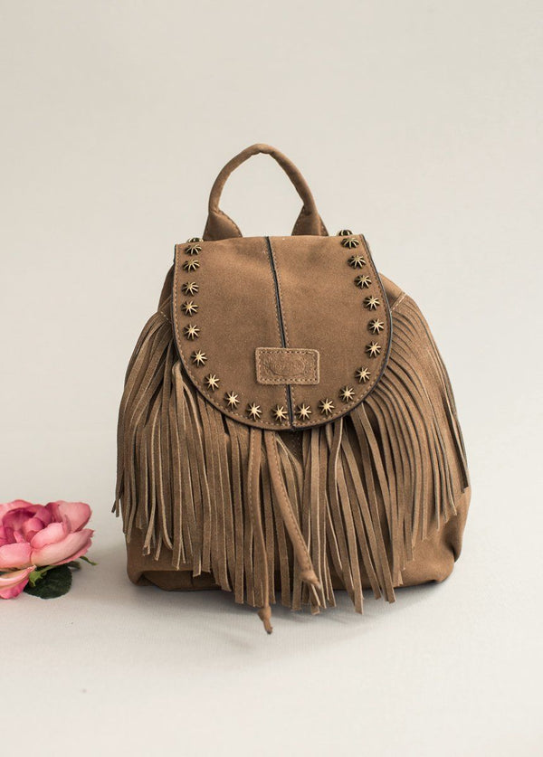 *NEW* Phoenix Backpack in Mocha
