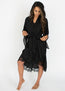 Noa Robe in Black