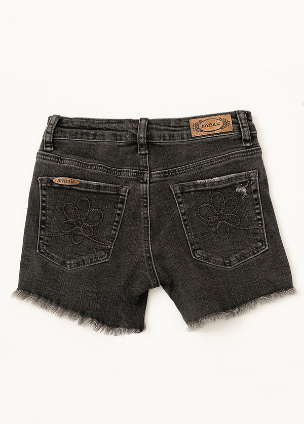*NEW* Marah Shorts in Washed Black