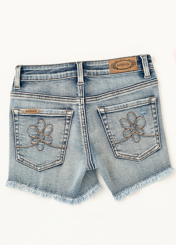 *NEW* Marah Shorts in Light Indigo