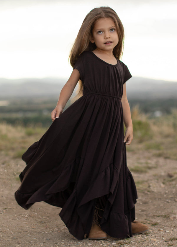 *NEW* Braelyn Dress in Espresso