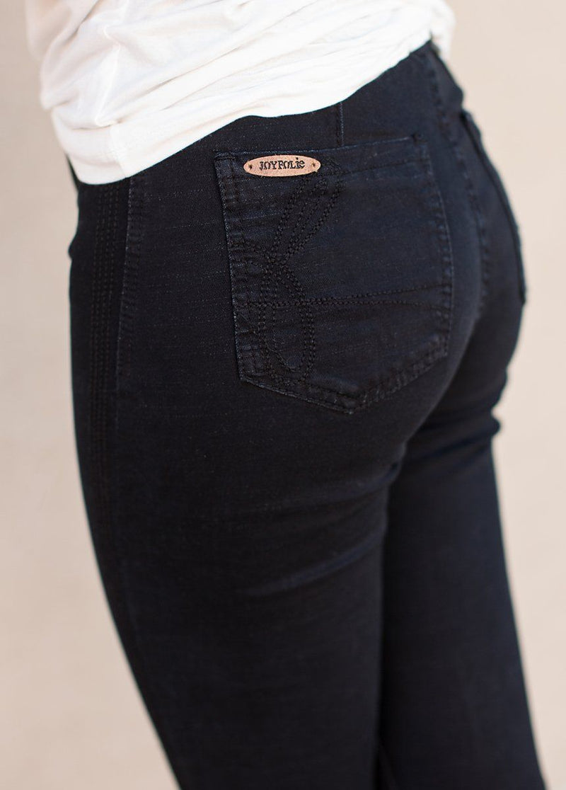 *NEW* Brytny High-Waisted Denim in Black