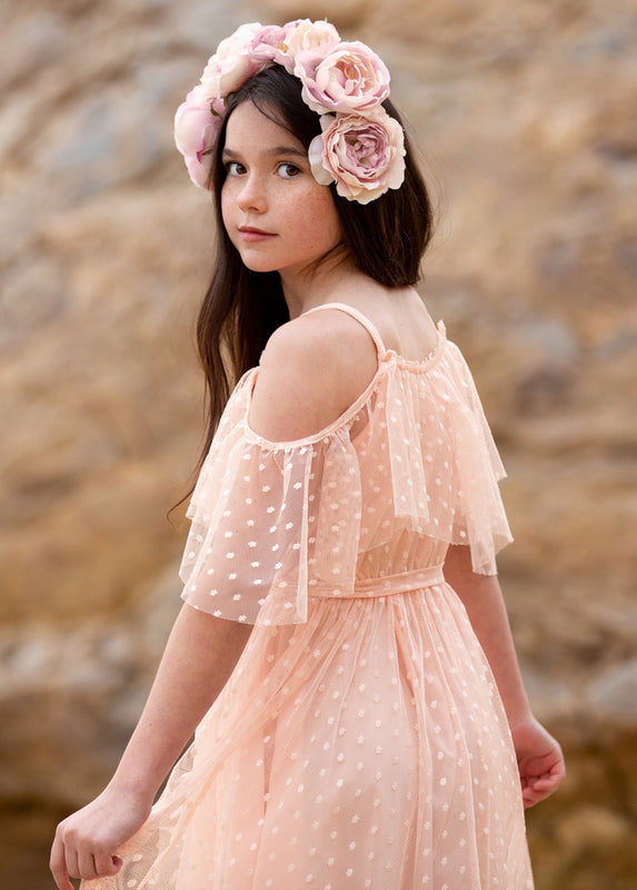 *NEW* Lauryl Dress in Light Pink