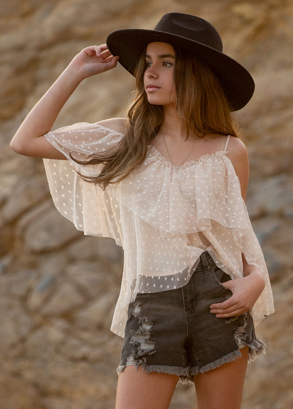 *NEW* Niah Top in Sand
