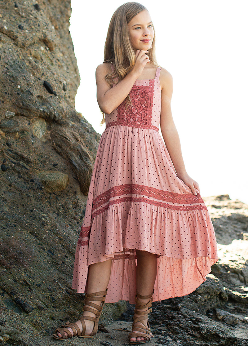 *NEW* Celia Dress in Polka Dot