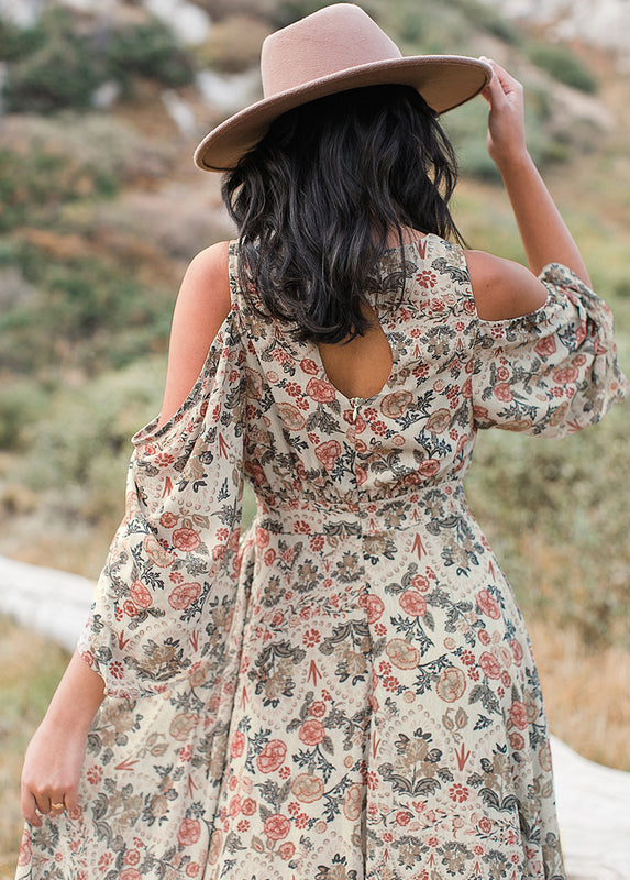 Charlie Dress in Floral