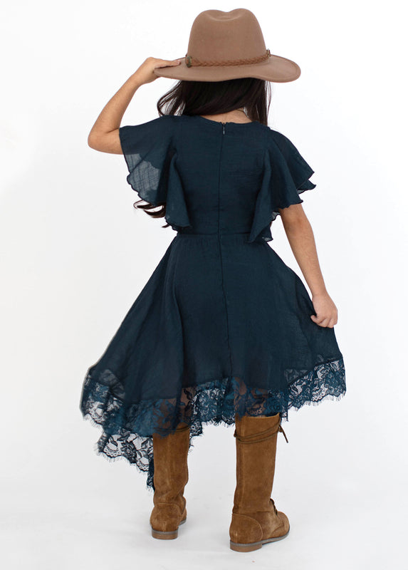 Lakynna Dress in Urban Chic