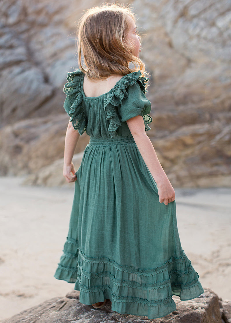 *NEW* Diana Dress in Sage