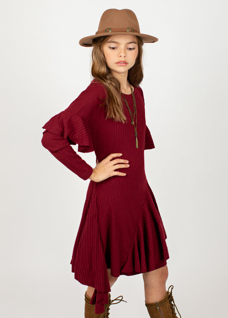 *NEW* Firoja Dress in Berry