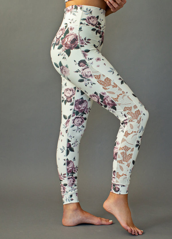 *NEW* Emberly Legging in Grandma Floral