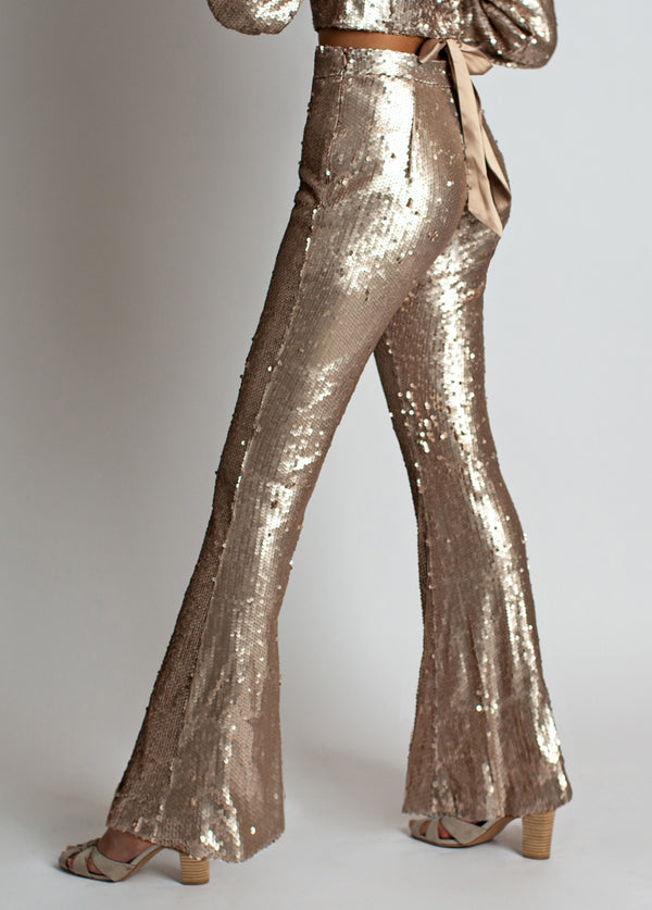 *NEW* Patricia Pant in Gold