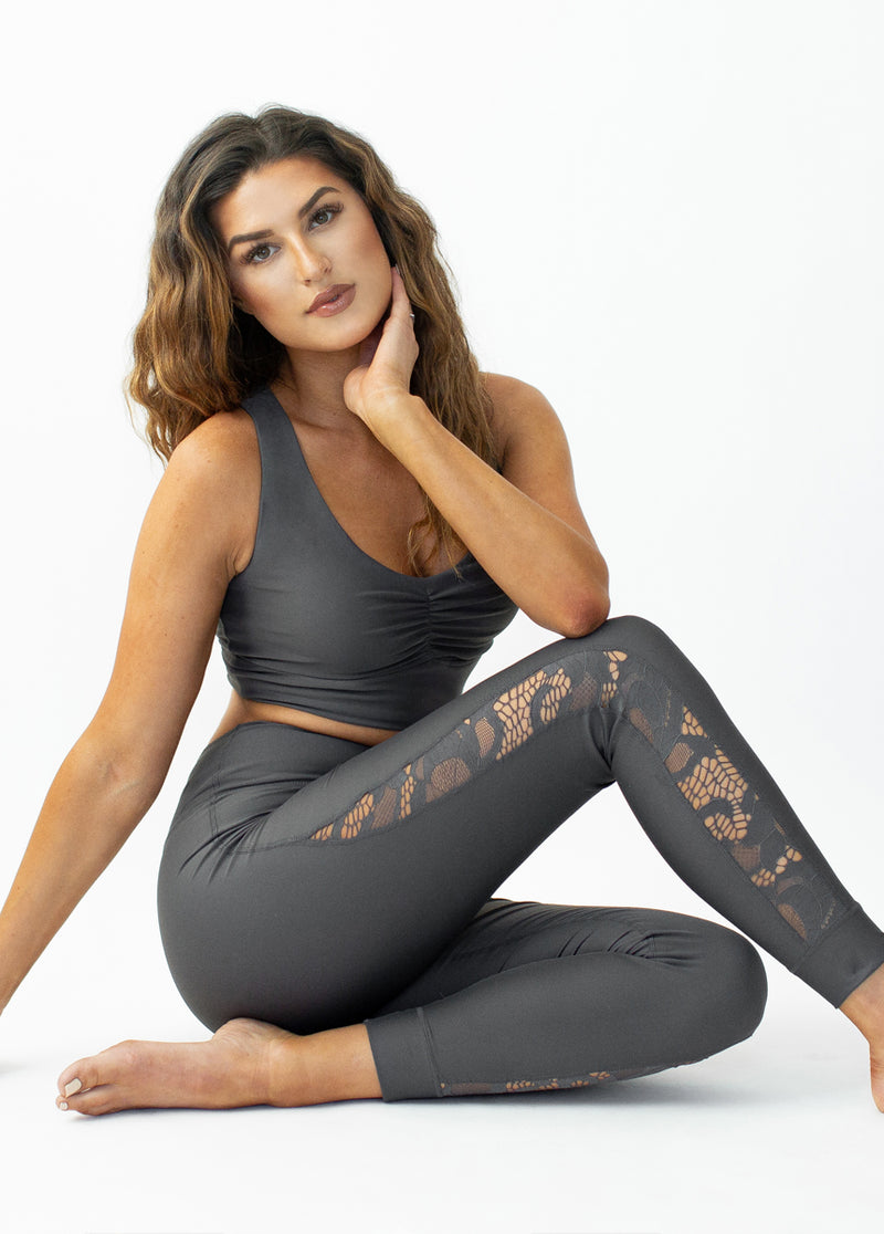 *NEW* Emberly Legging in Magnet