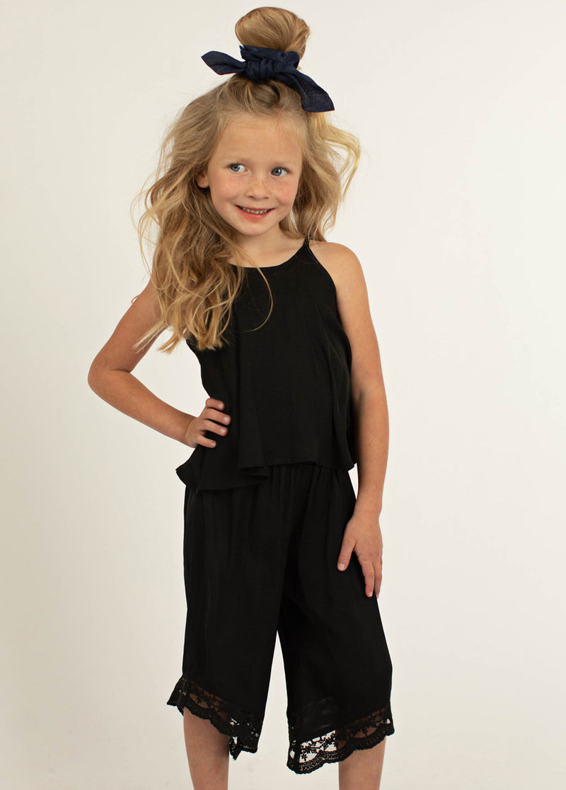 *NEW* Halinka PJ Set in Black