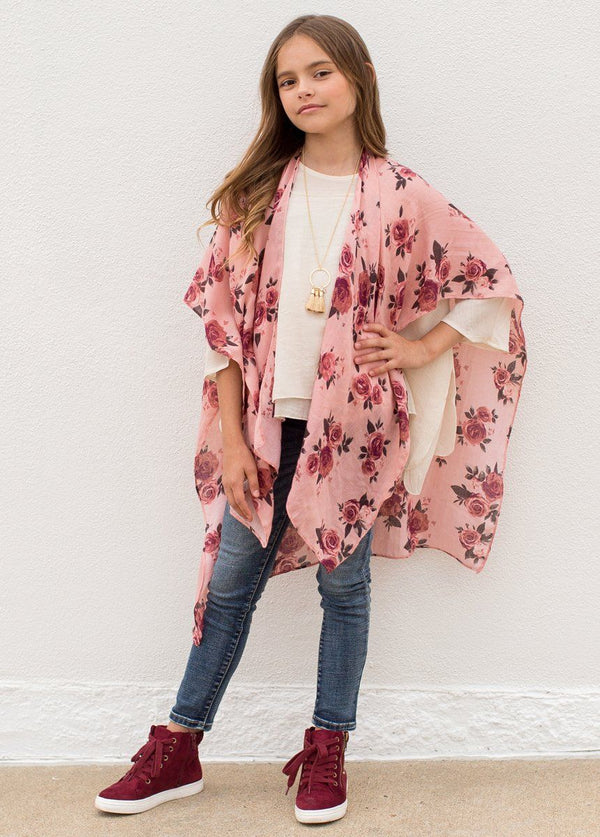 Hanna Duster in Chloe Floral