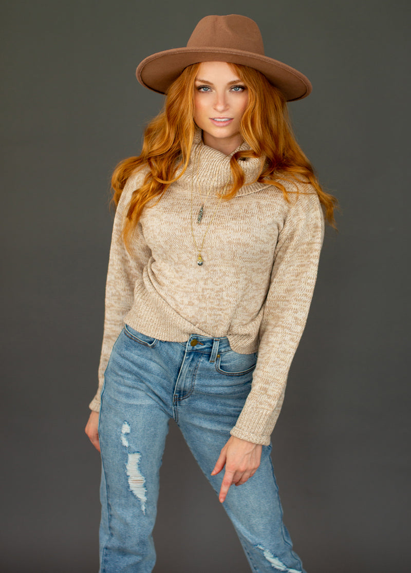 *NEW* Harietta Sweater in Oatmeal