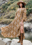 Hina Dress in Paisley