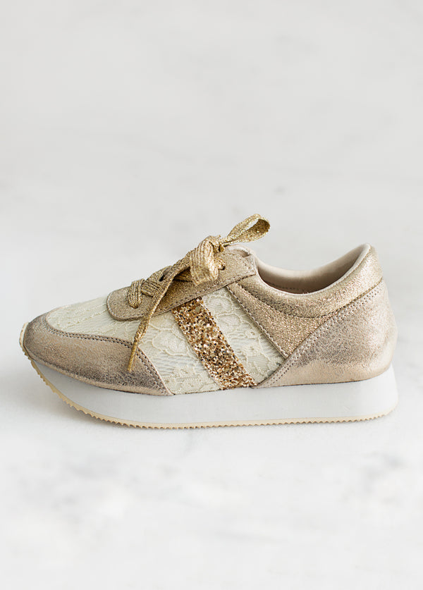 *NEW* Jenni Trainer in Gold