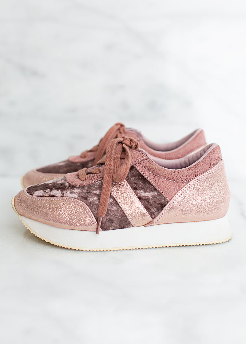 *NEW* Jenni Trainer in Pink