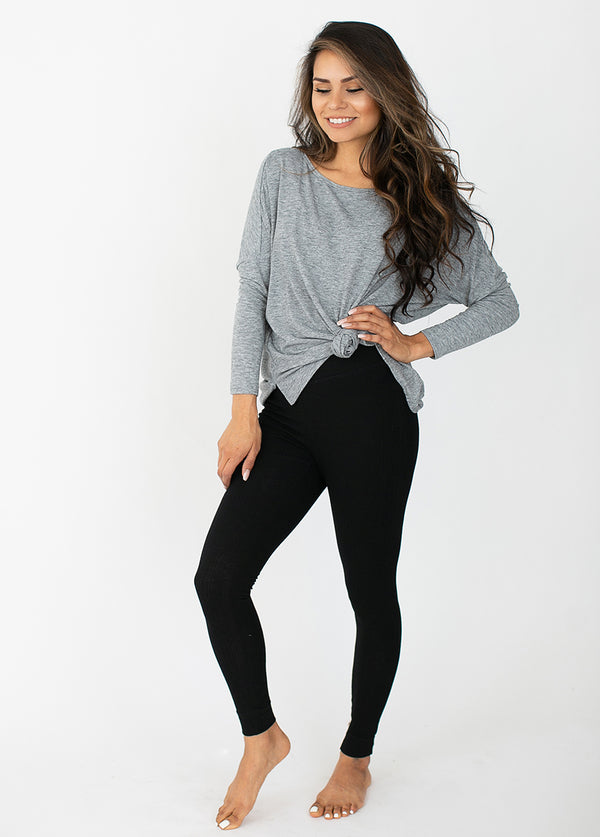 Journey Legging in Black