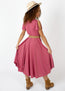 *NEW* Avy Dress in Rose Petal