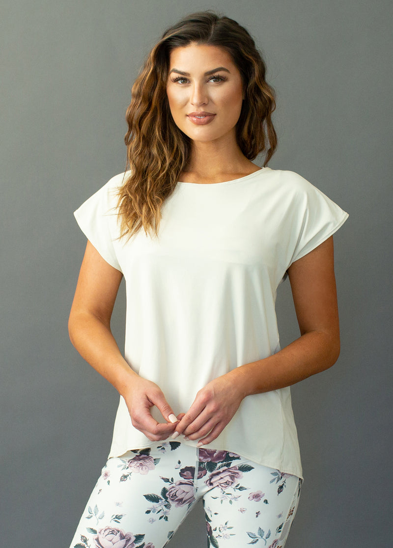 *NEW* Kairi Top in Cream
