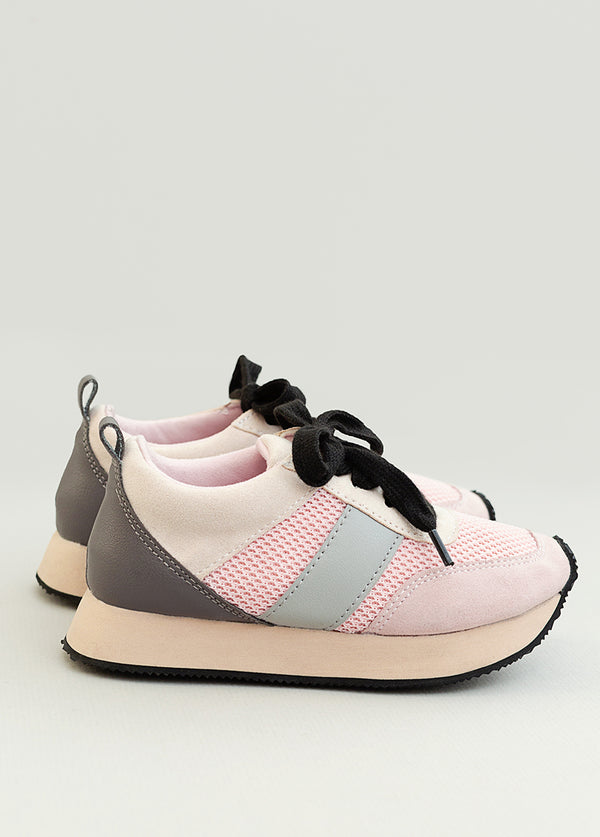 Kayslin Sneaker in Blush