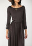 Kimani Dress in Washed Black