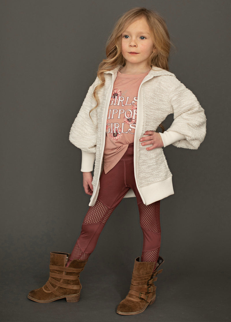 *NEW* Kimberly Cardigan in Oatmeal